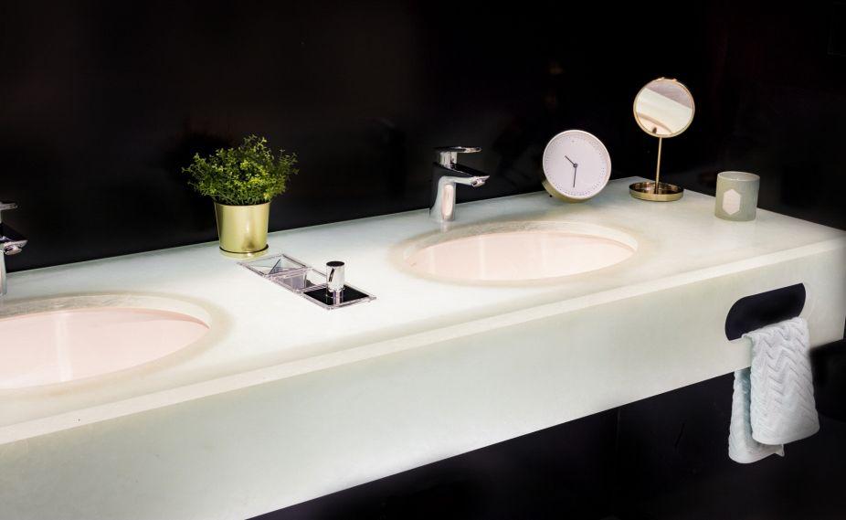 Koupelnová deska z Magny