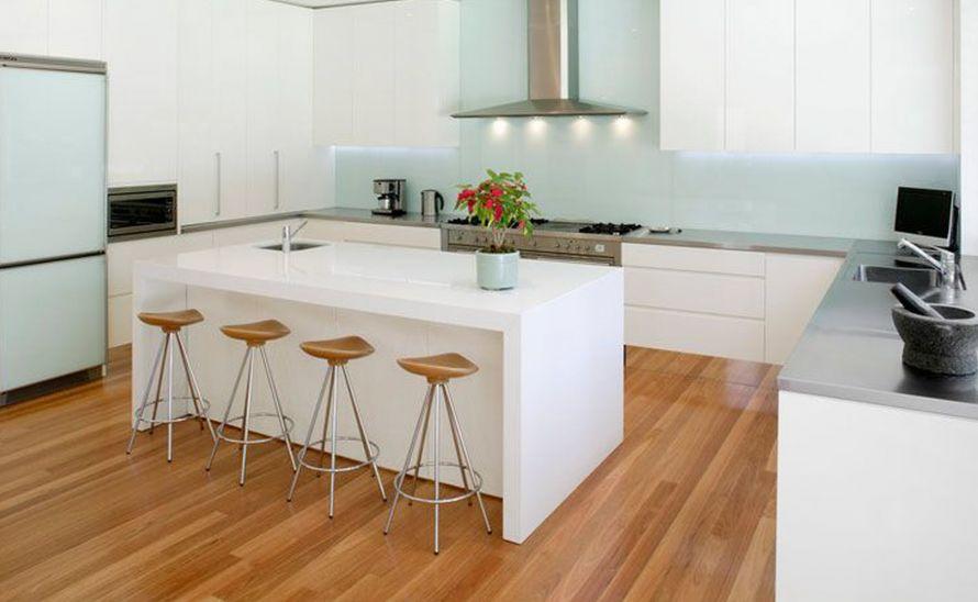 Kuchyňský obklad - Skleněné desky Magna - recyklované sklo
