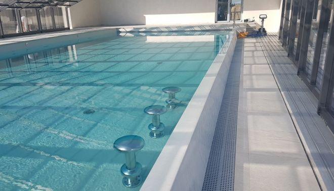 Bazén v luxusní privátní rezidenci