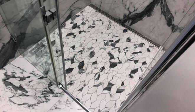 Mozaika Diamante - Vzorkovna ProCeram - Plzeň