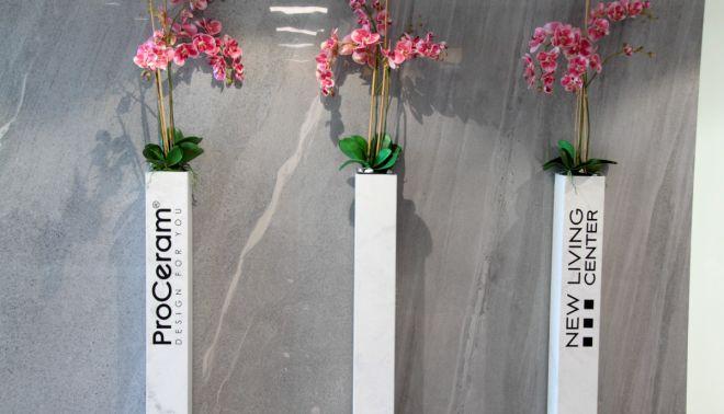 Květináče pro New Living Center - Praha