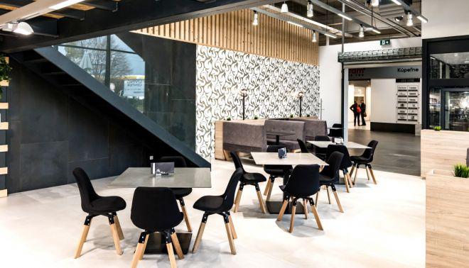 Jídelní stoly pro Living Coffee - Bratislava